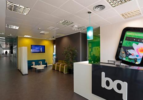 Oficinas bq